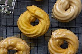 Maple Crullers